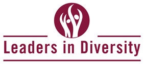 Leaders in Diversity Logo